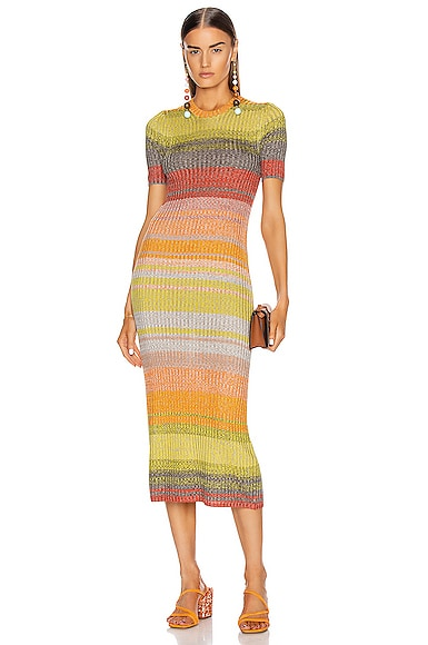 Brightside T-Shirt Knit Dress