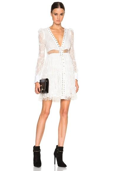 Esplanade Empire Dress