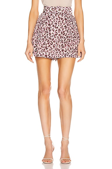Super Eight Silk Safari Short