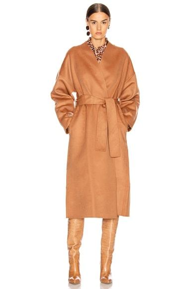 Resistance Wrap Coat