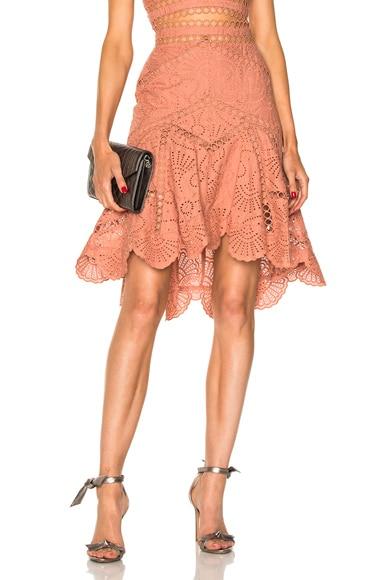 Jasper Fan Skirt