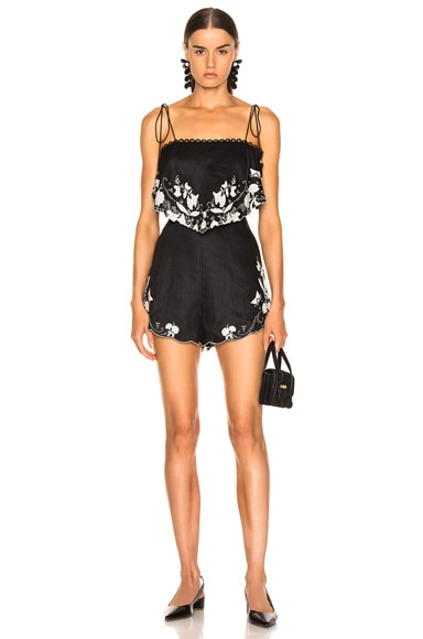 Juniper Applique Playsuit