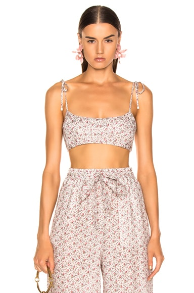 d652f1929cad3 Heathers Ditsy Bralette Heathers Ditsy Bralette. Zimmermann. Heathers Ditsy  Bralette