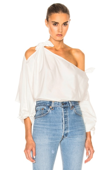 Winsome Tie Top