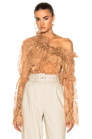 Bowerbird Lace Blouse