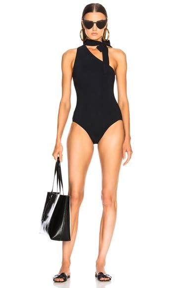 Jaya Tie Neck Swimsuit