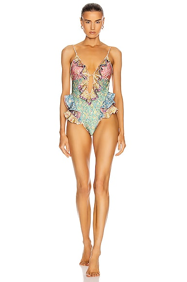 Carnaby Waterfall Swimsuit