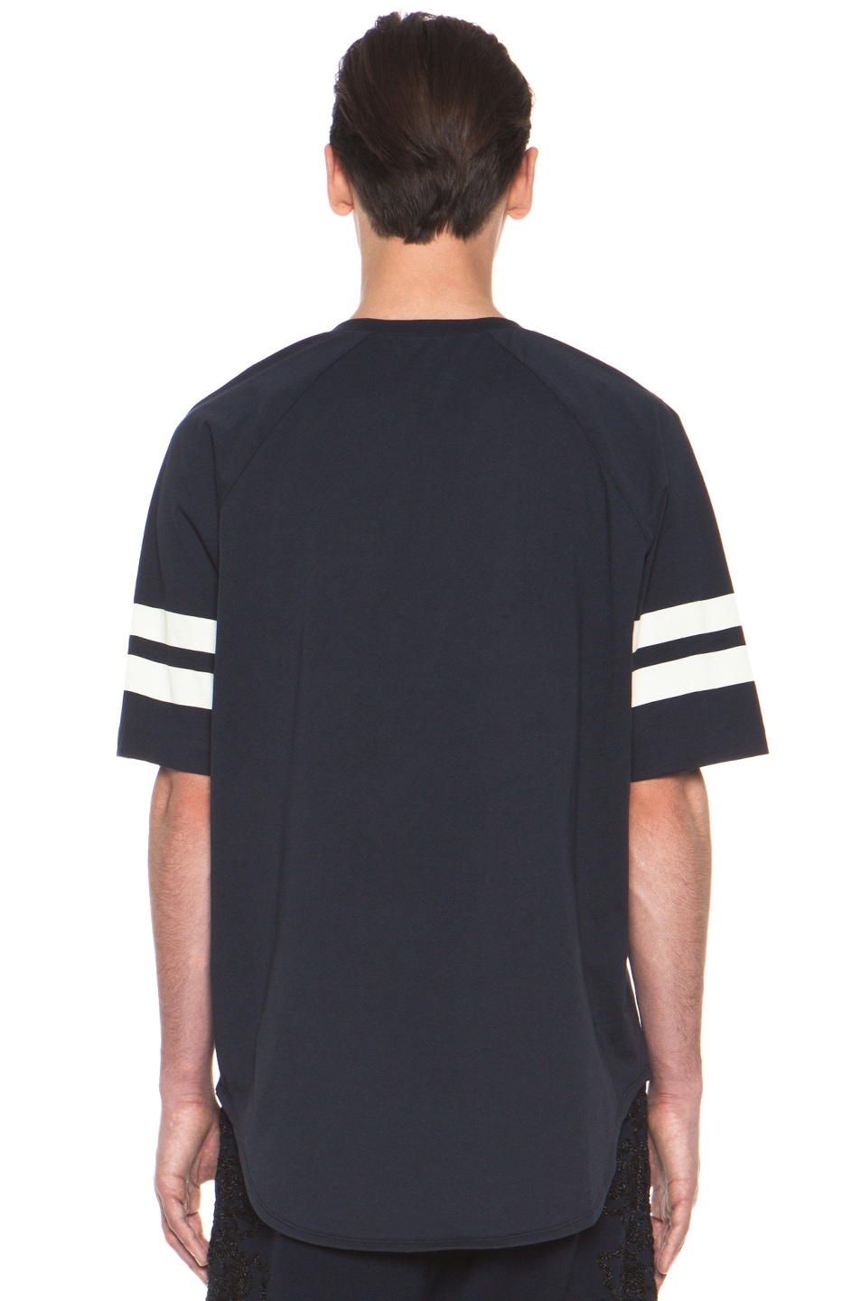 Image 4 of 3.1 phillip lim 'Loco' Tee in Midnight