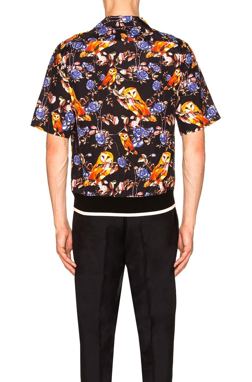 Image 3 of 3.1 phillip lim Souvenir Surreal Animal Print Shirt in Owl Print