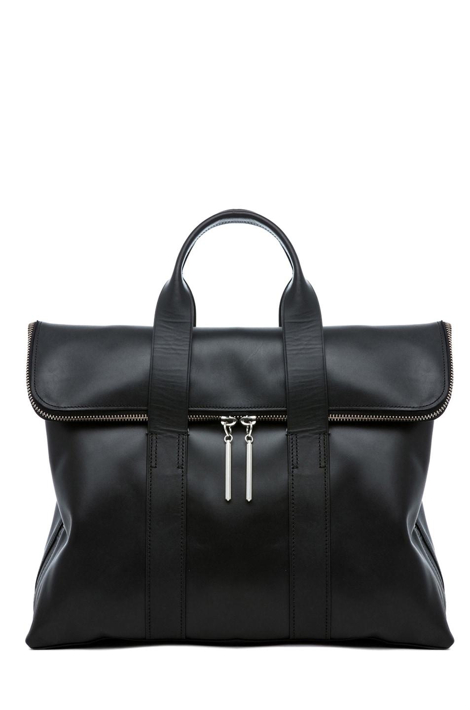 Image 1 of 3.1 phillip lim 31 Hour Bag in Black