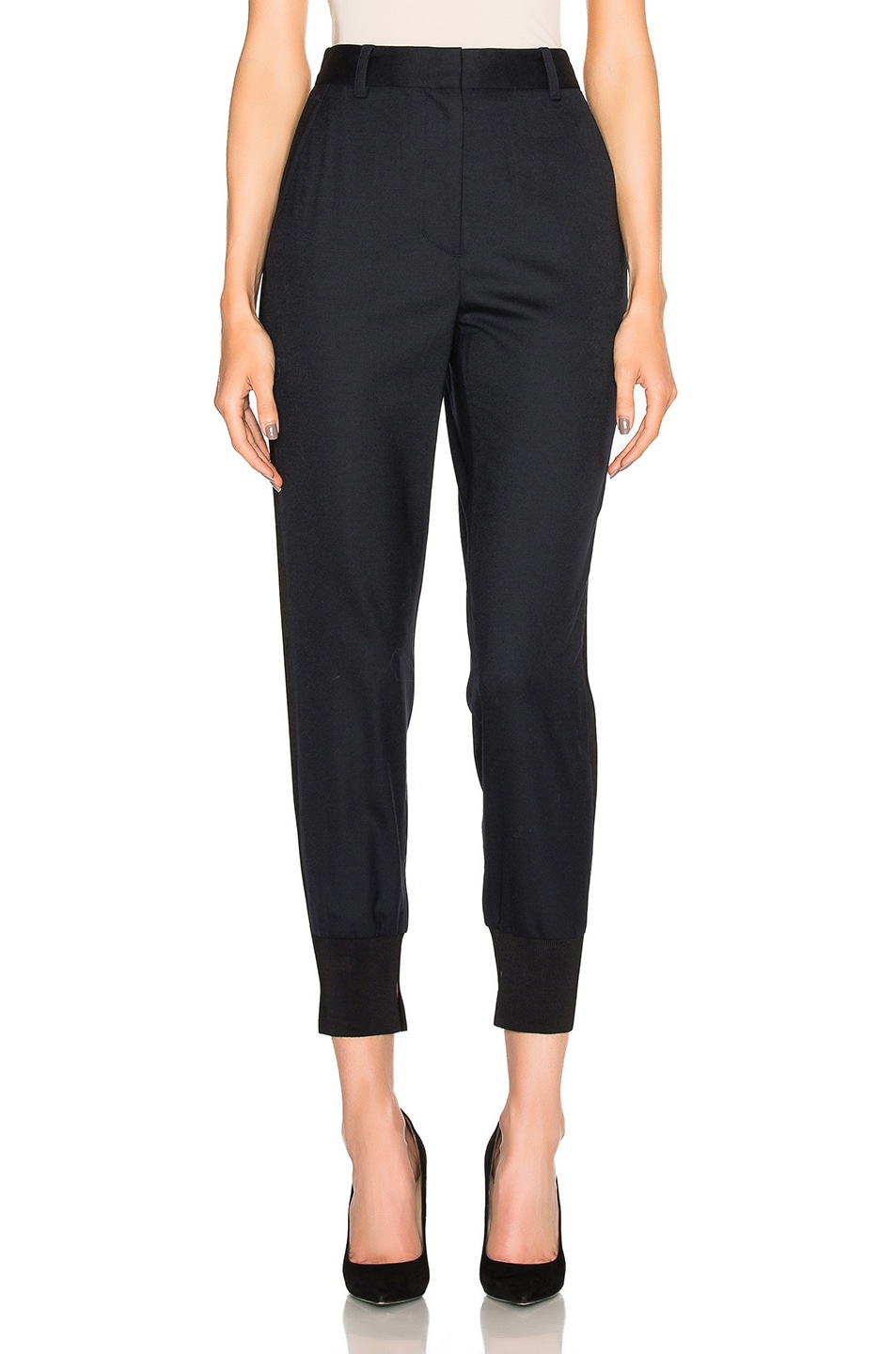 Image 1 of 3.1 phillip lim Jogger Pants in Navy