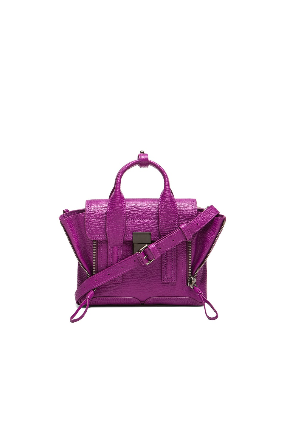 Image 1 of 3.1 phillip lim Mini Pashli Satchel in Orchid