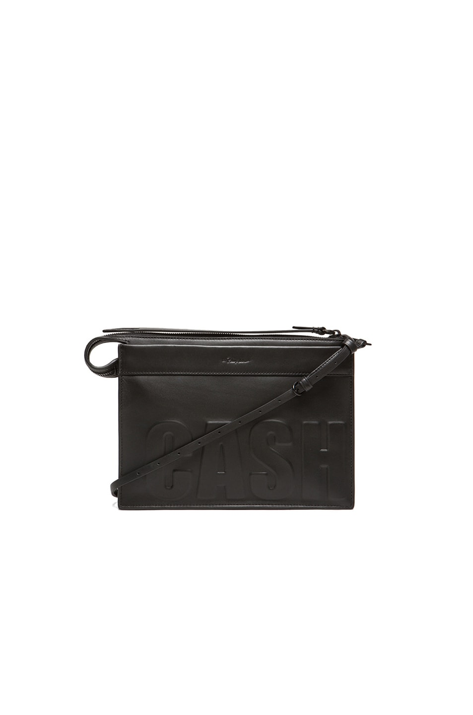 Image 1 of 3.1 phillip lim Cash Only Clutch in Black
