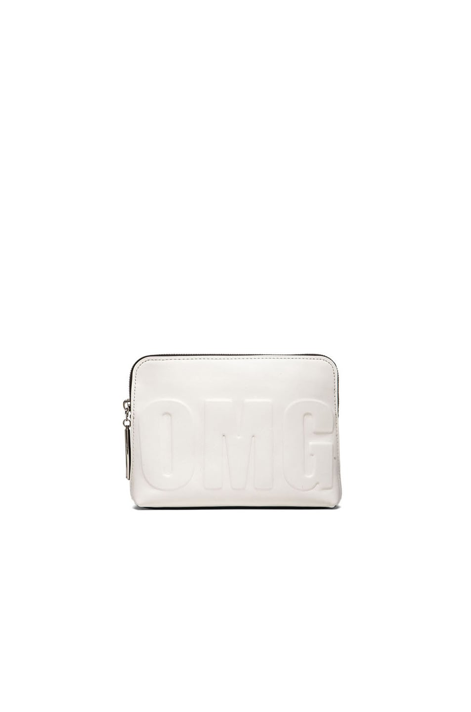 Image 1 of 3.1 phillip lim 'OMG' 31 Second Pouch in White & Black