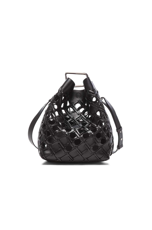 dcca8b857c00 Image 1 of 3.1 phillip lim Quill Bucket Bag in Black