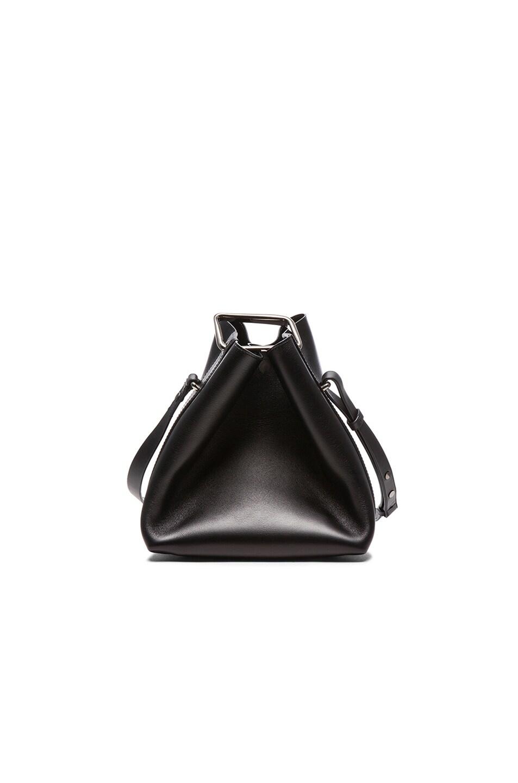 Image 1 of 3.1 phillip lim Mini Quill Bucket Bag in Black