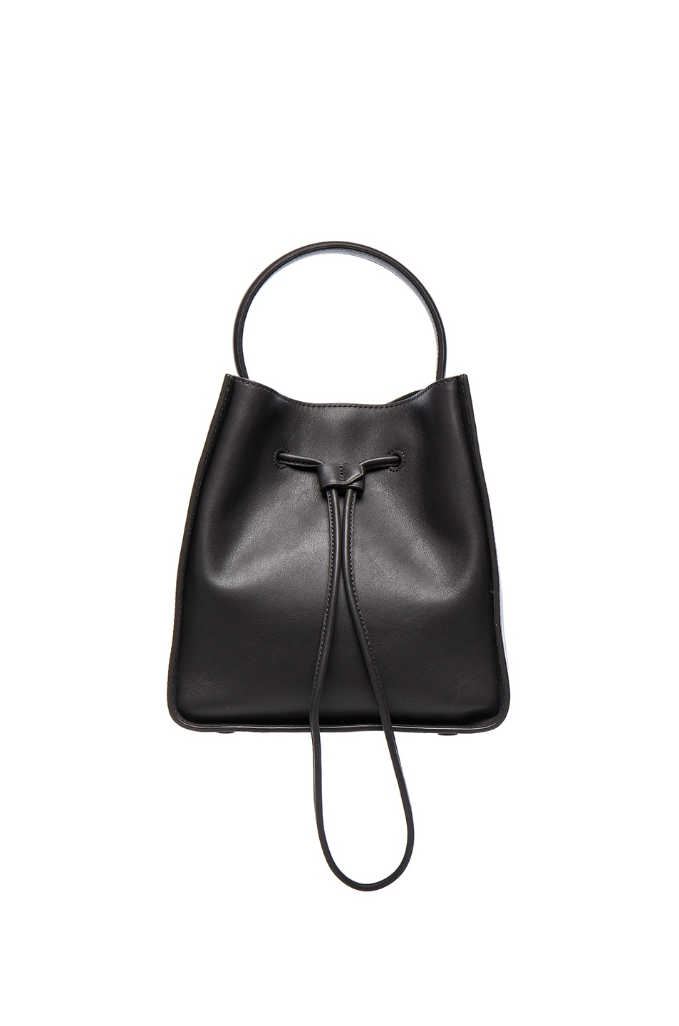Image 1 of 3.1 phillip lim Soleil Small Bucket Bag in Charcoal