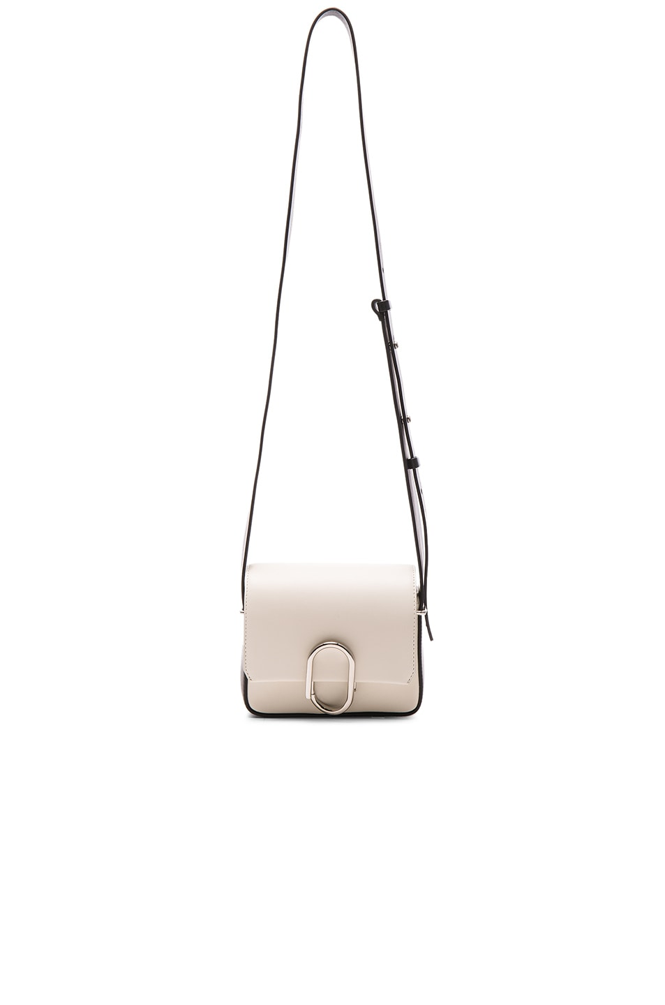 Image 1 of 3.1 phillip lim Alix Mini Crossbody Bag in Black & Off White
