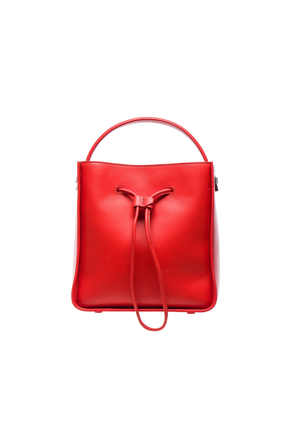 Image 1 of 3.1 phillip lim Small Soleil Bucket Bag in Cherry