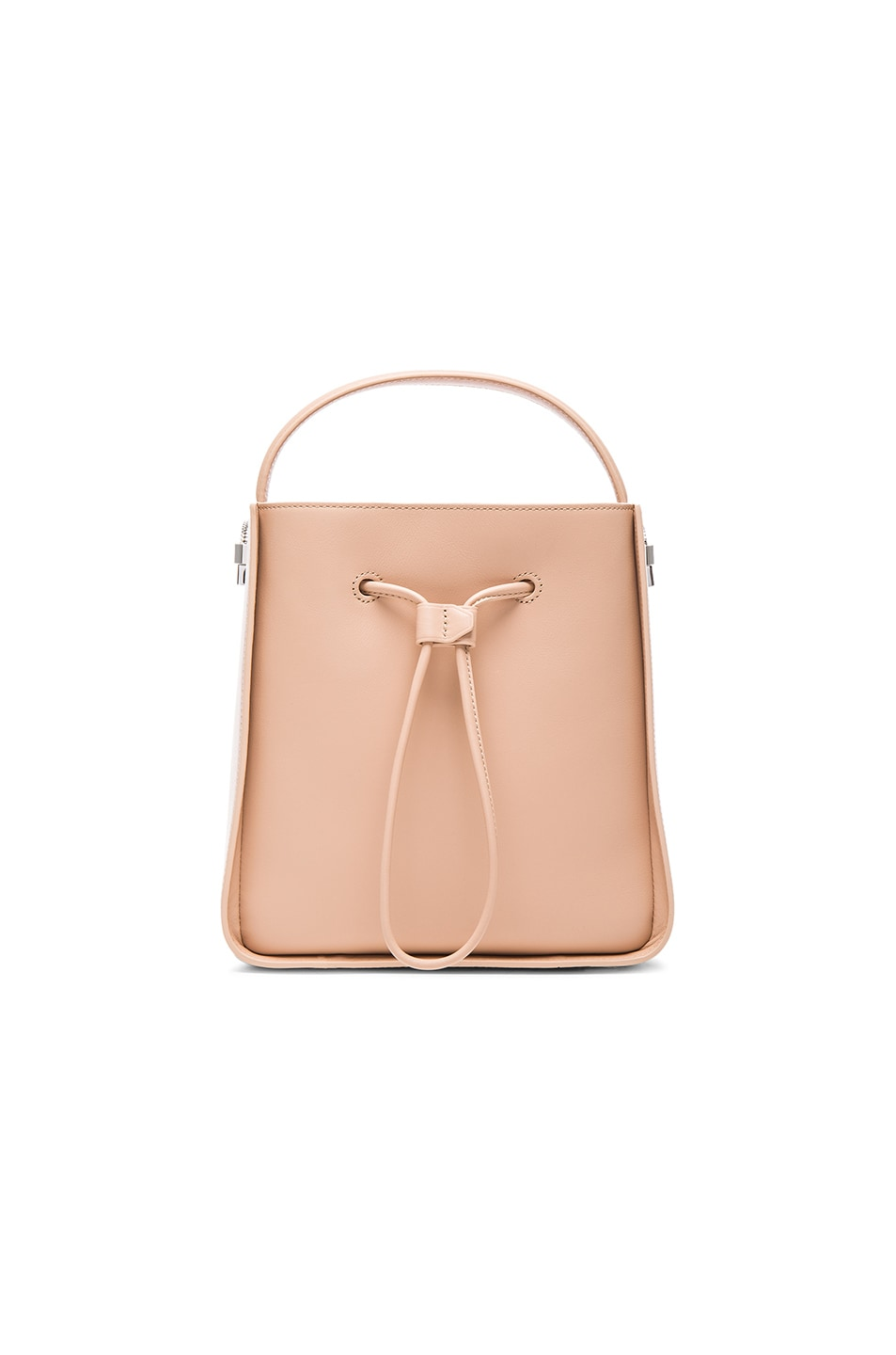 Image 1 of 3.1 phillip lim Small Soleil Bucket Bag in Alabaster