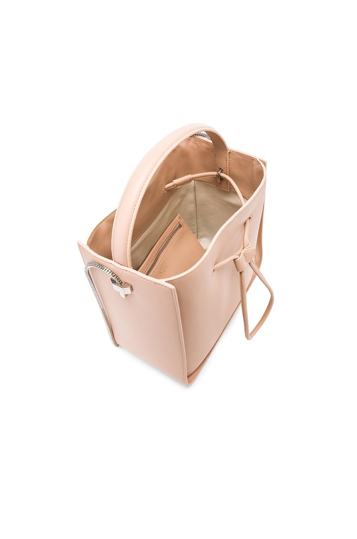Image 4 of 3.1 phillip lim Small Soleil Bucket Bag in Alabaster