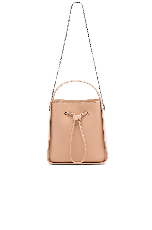 Image 5 of 3.1 phillip lim Small Soleil Bucket Bag in Alabaster