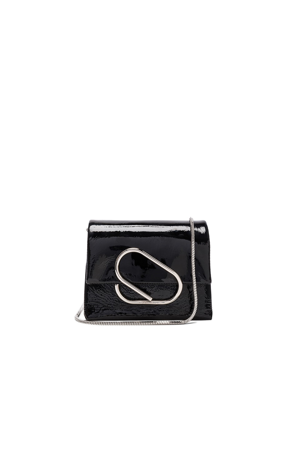 Image 1 of 3.1 phillip lim Alix Micro Crossbody Bag in Black