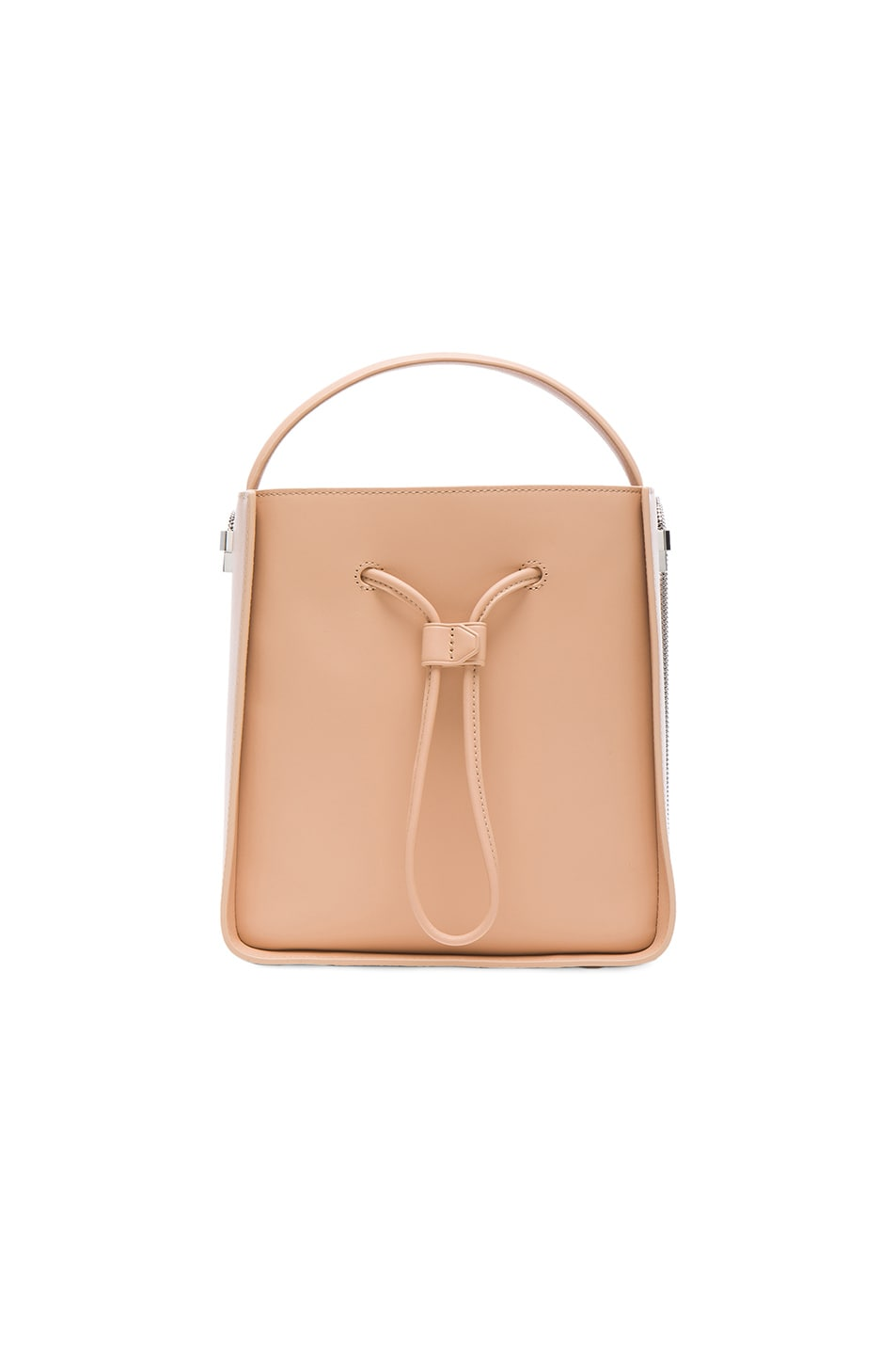 Image 1 of 3.1 phillip lim Soleil Small Bucket Bag in Alabaster