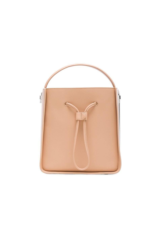 Image 1 of 3.1 phillip lim Soleil Small Bucket Bag in Alabaster
