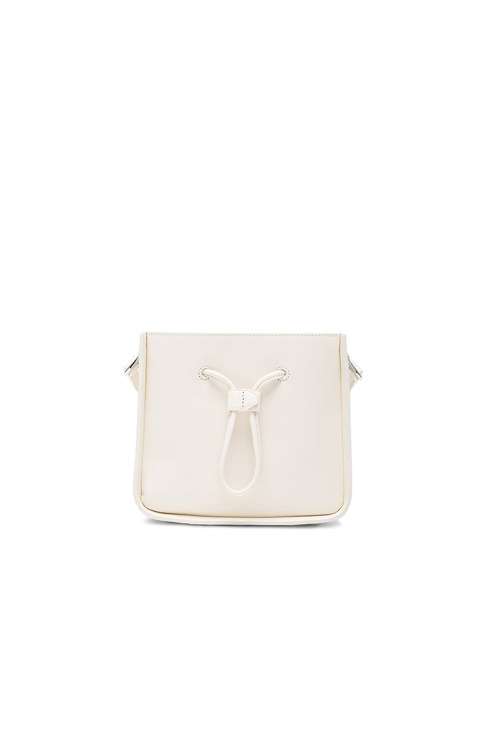 Image 1 of 3.1 phillip lim Soleil Mini Bucket Drawstring Bag in Off White