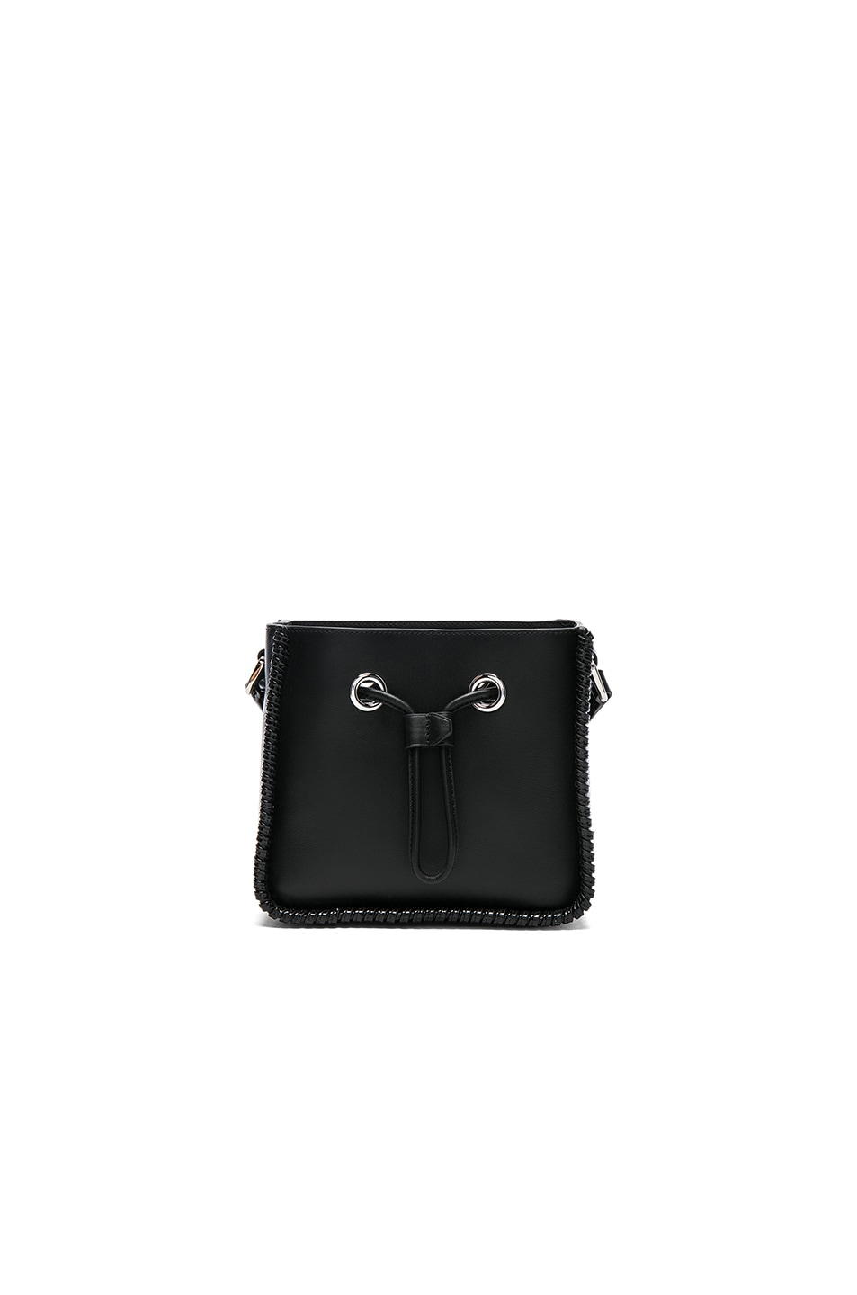 Image 1 of 3.1 phillip lim Soleil Mini Bucket Drawstring Bag in Black