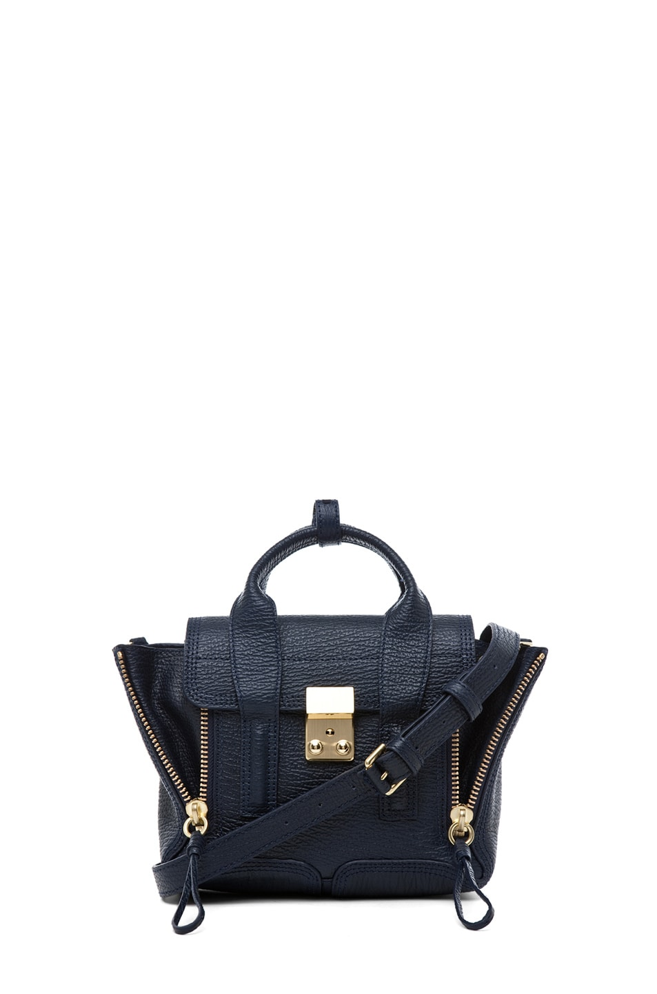 Image 1 of 3.1 phillip lim Mini Pashli Satchel in Ink