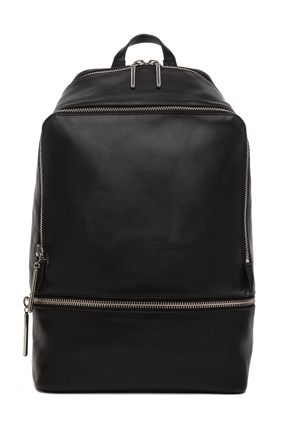 Image 1 of 3.1 phillip lim Zip Around Back Pack in Black