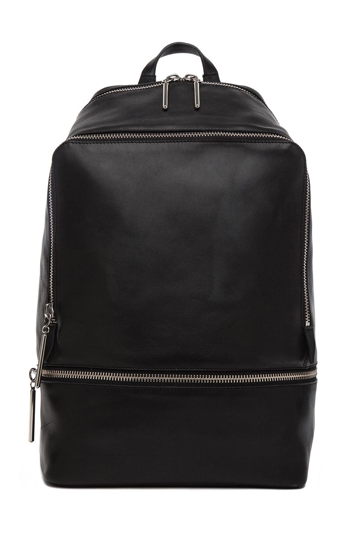 Image 1 of 3.1 phillip lim Zip Around Back Pack in Black