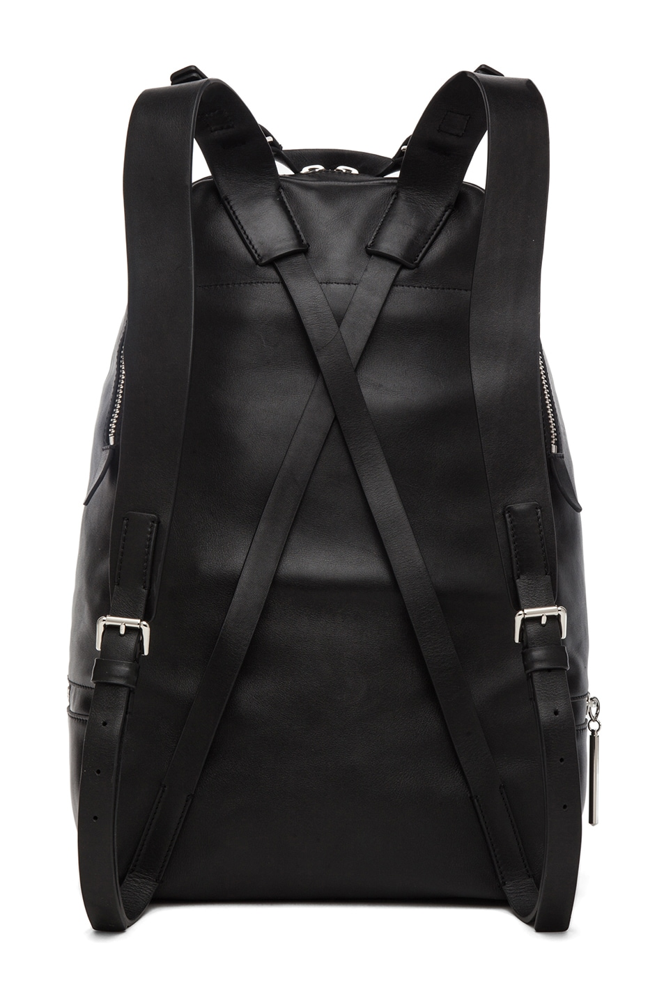 Image 2 of 3.1 phillip lim Zip Around Back Pack in Black