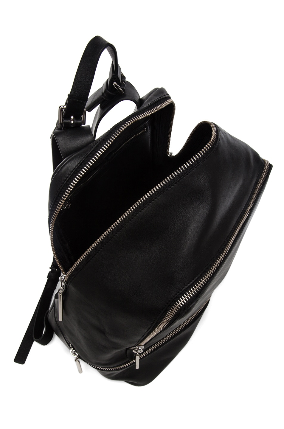 Image 4 of 3.1 phillip lim Zip Around Back Pack in Black