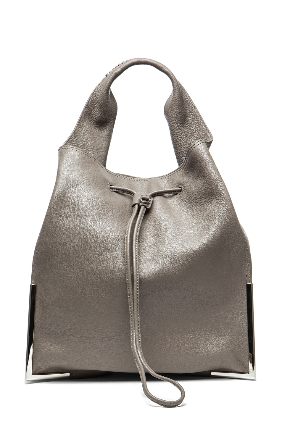 Image 1 of 3.1 phillip lim Scout Drawstring Hobo in Pebble