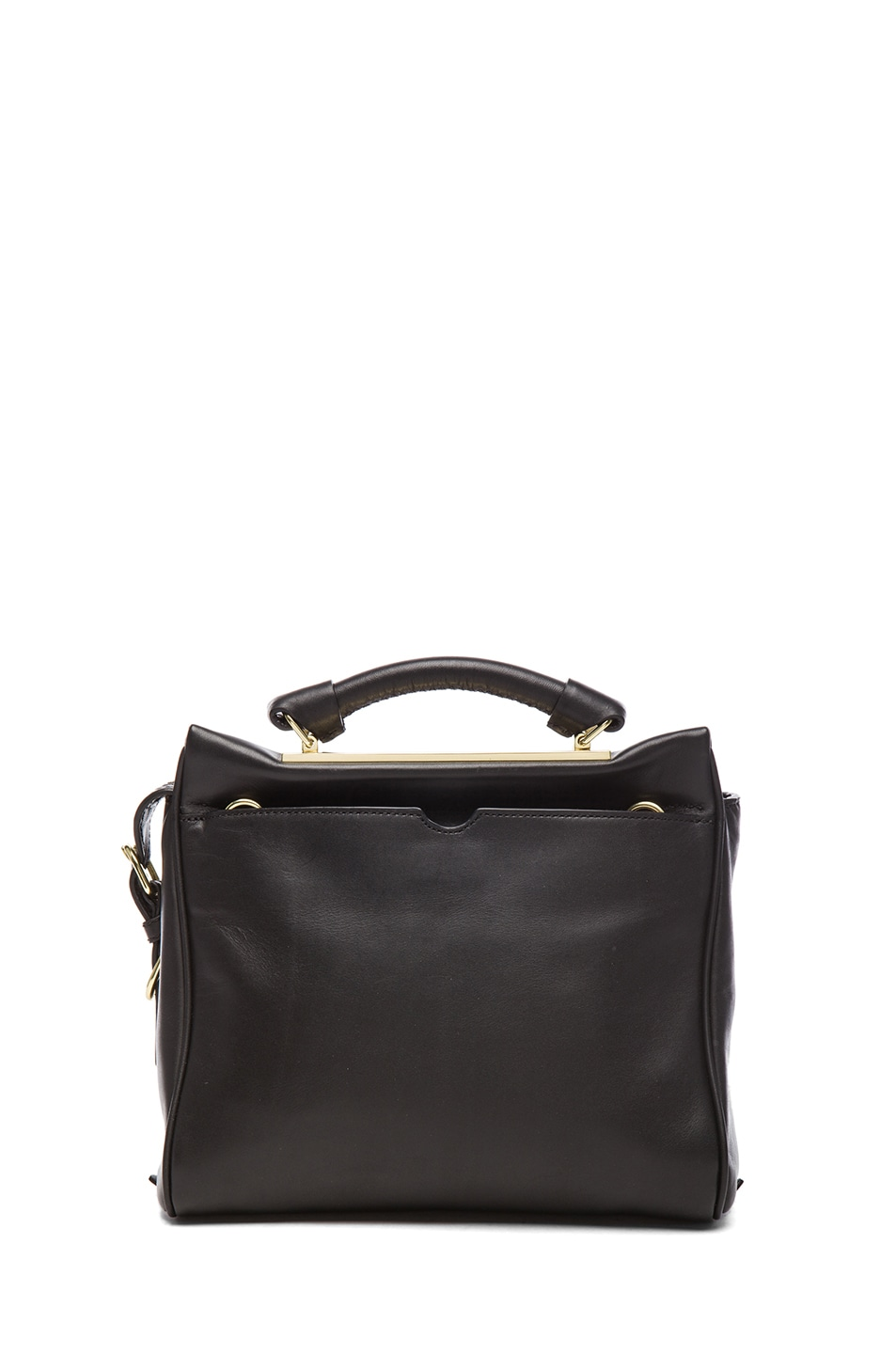 Image 2 of 3.1 phillip lim Small Ryder Satchel in Black