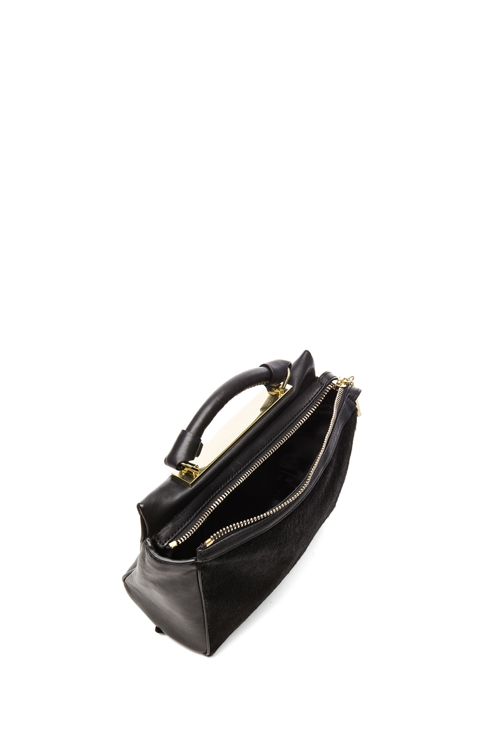Image 4 of 3.1 phillip lim Small Ryder Satchel in Black