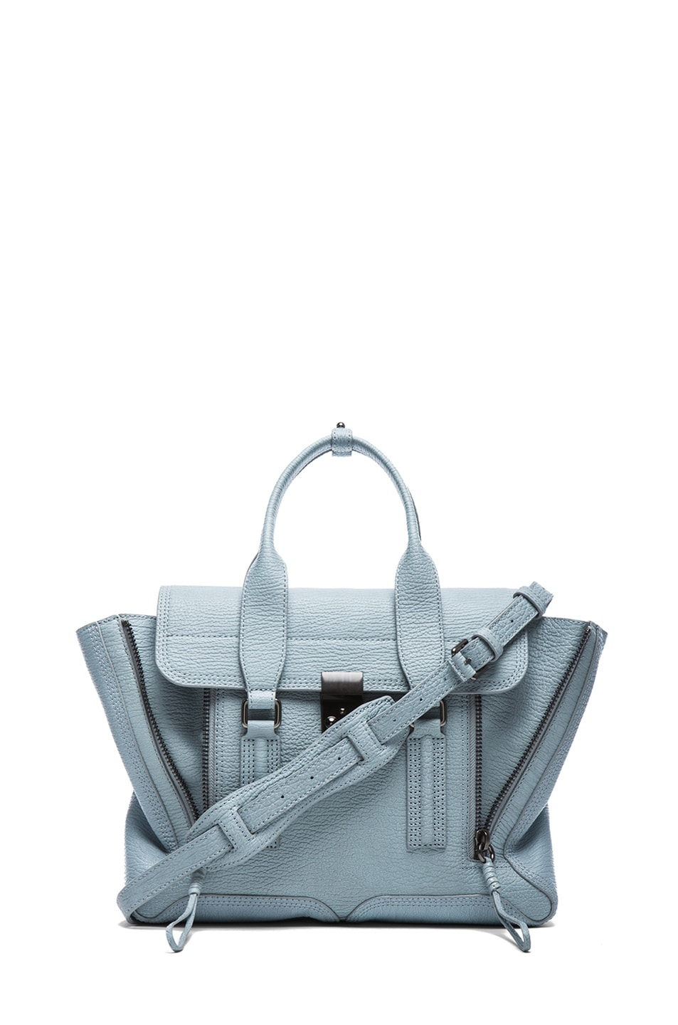 Image 1 of 3.1 phillip lim Medium Pashli Trapeze in Cloud