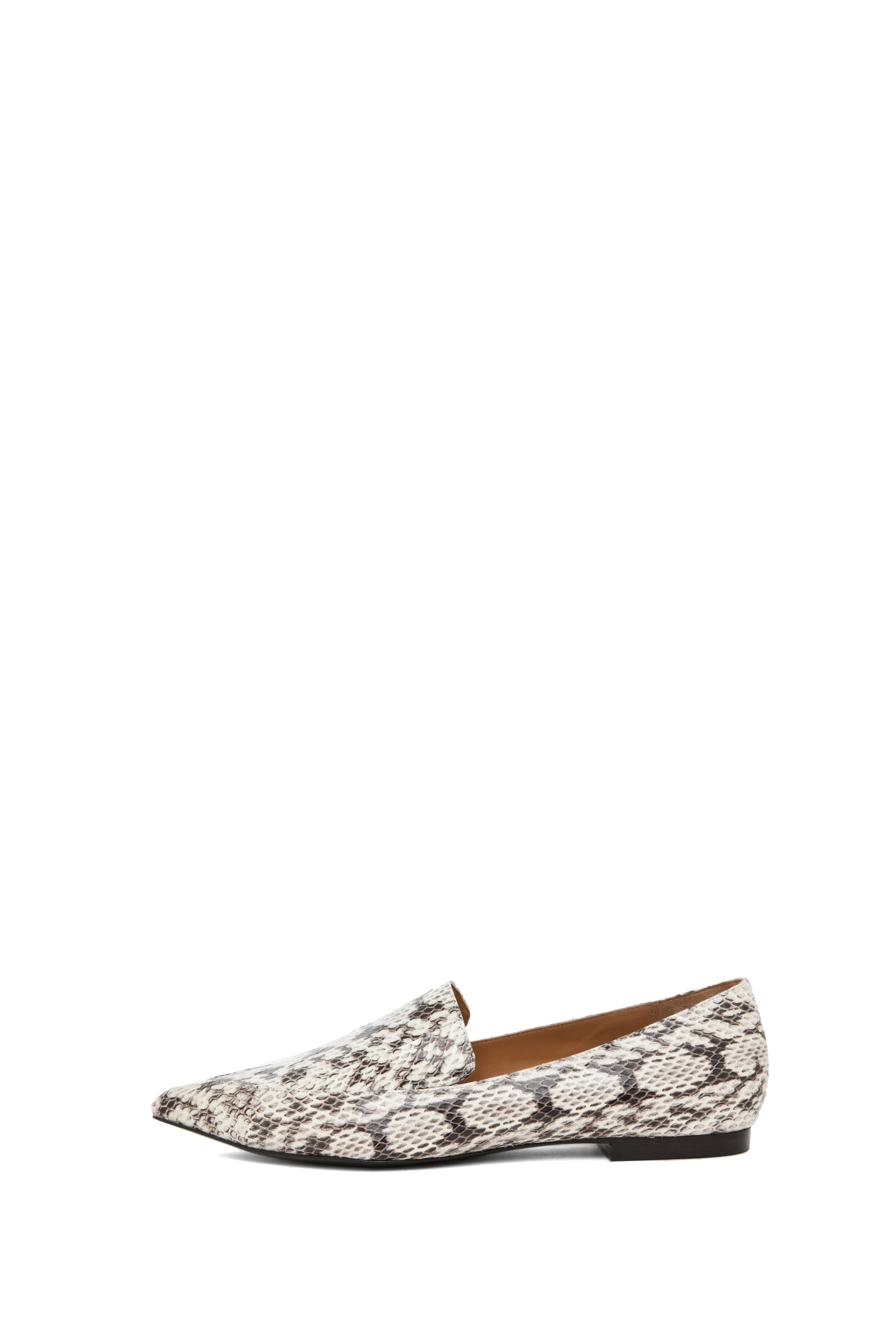 Image 1 of 3.1 phillip lim Spade Loafer Flat in Natural