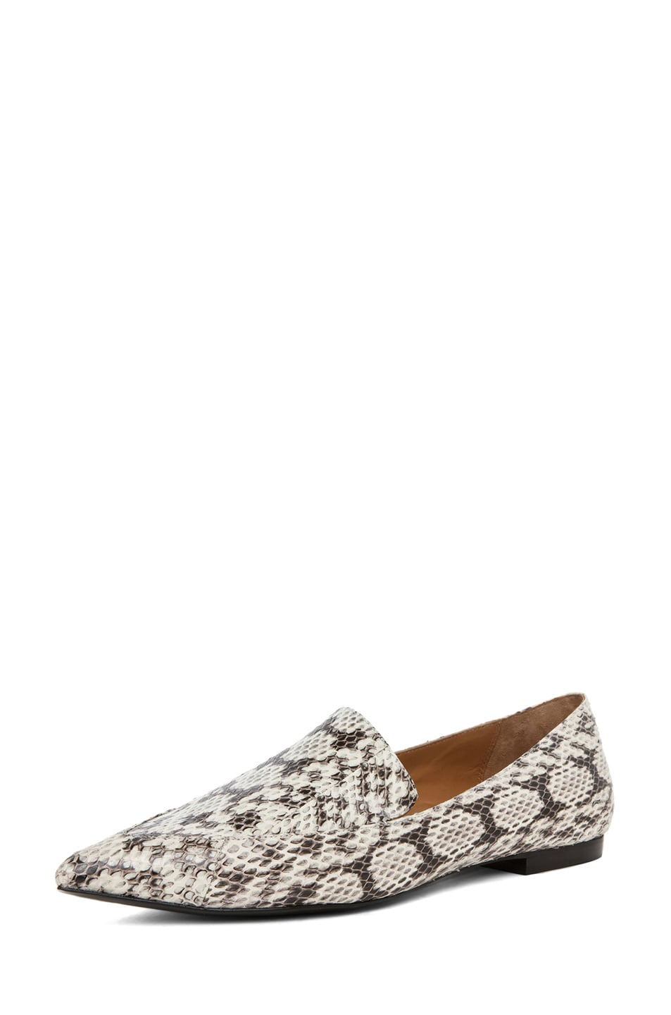 Image 2 of 3.1 phillip lim Spade Loafer Flat in Natural
