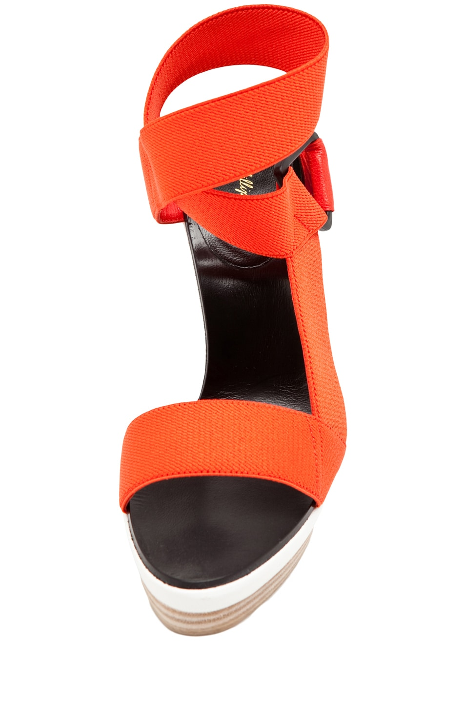 Image 4 of 3.1 phillip lim Kiara in Vermillion