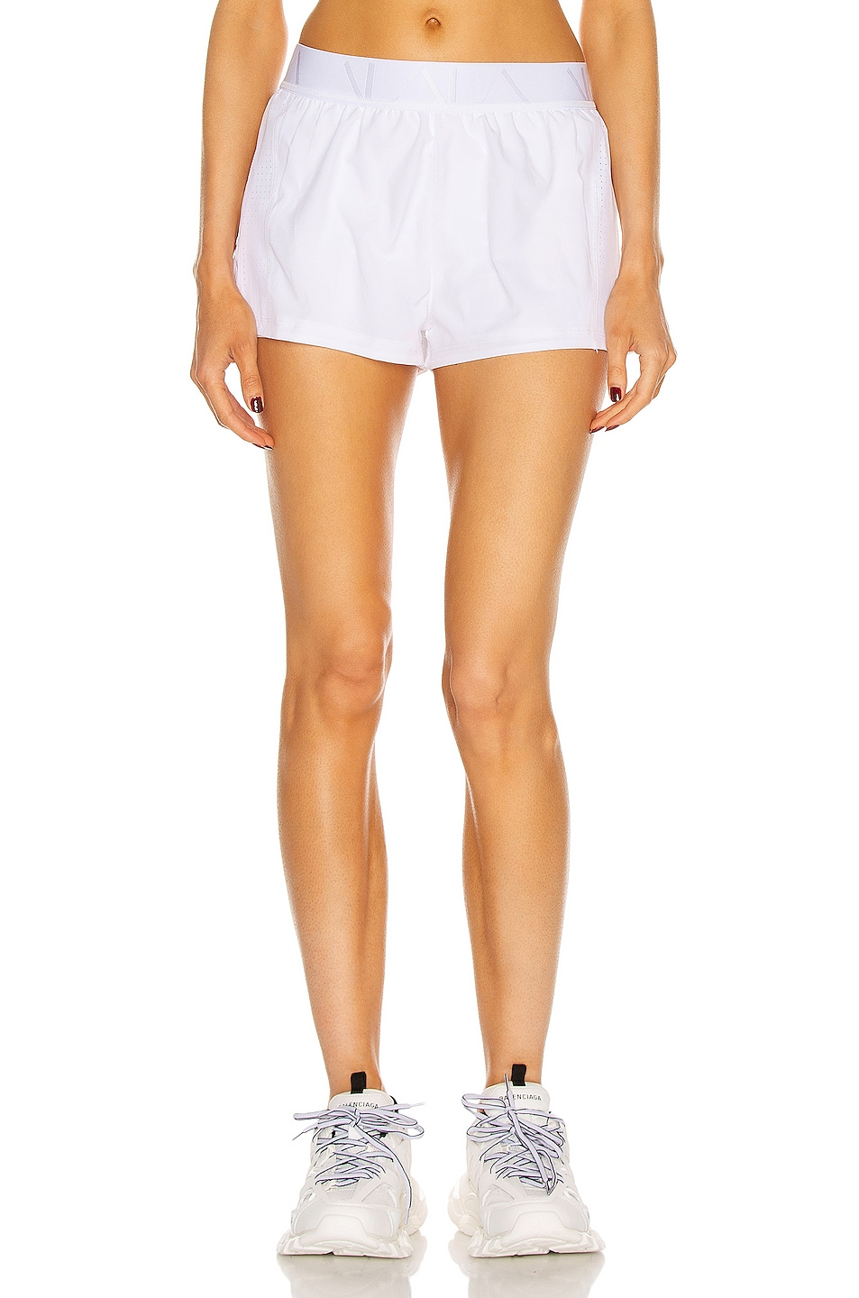 Image 1 of ALALA Court Short in White