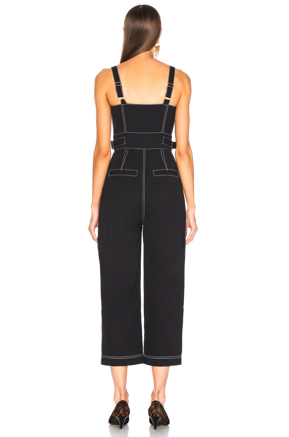 Image 3 of Alice McCall Grazie Jumpsuit in Black