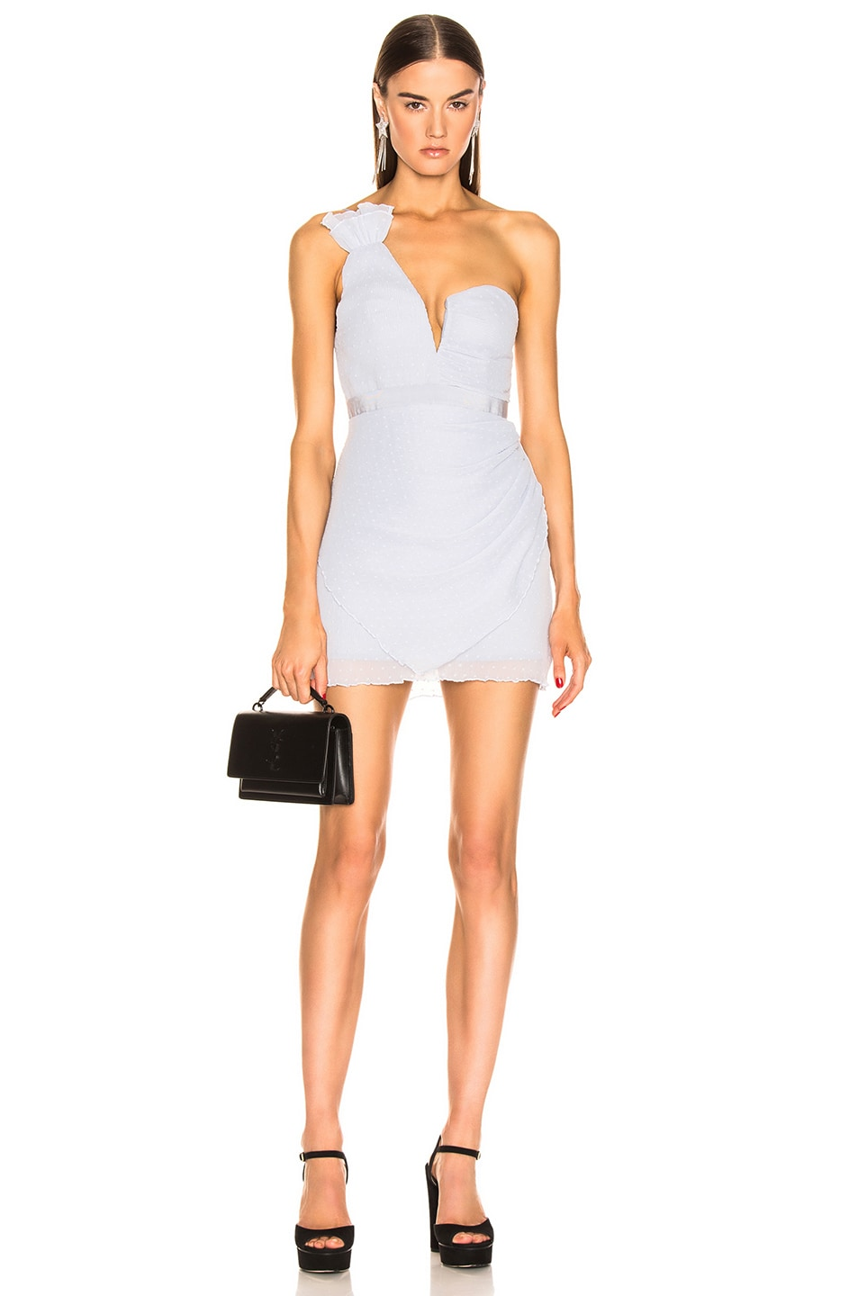 Image 1 of Alice McCall You're The One For Me Mini Dress in Crystal