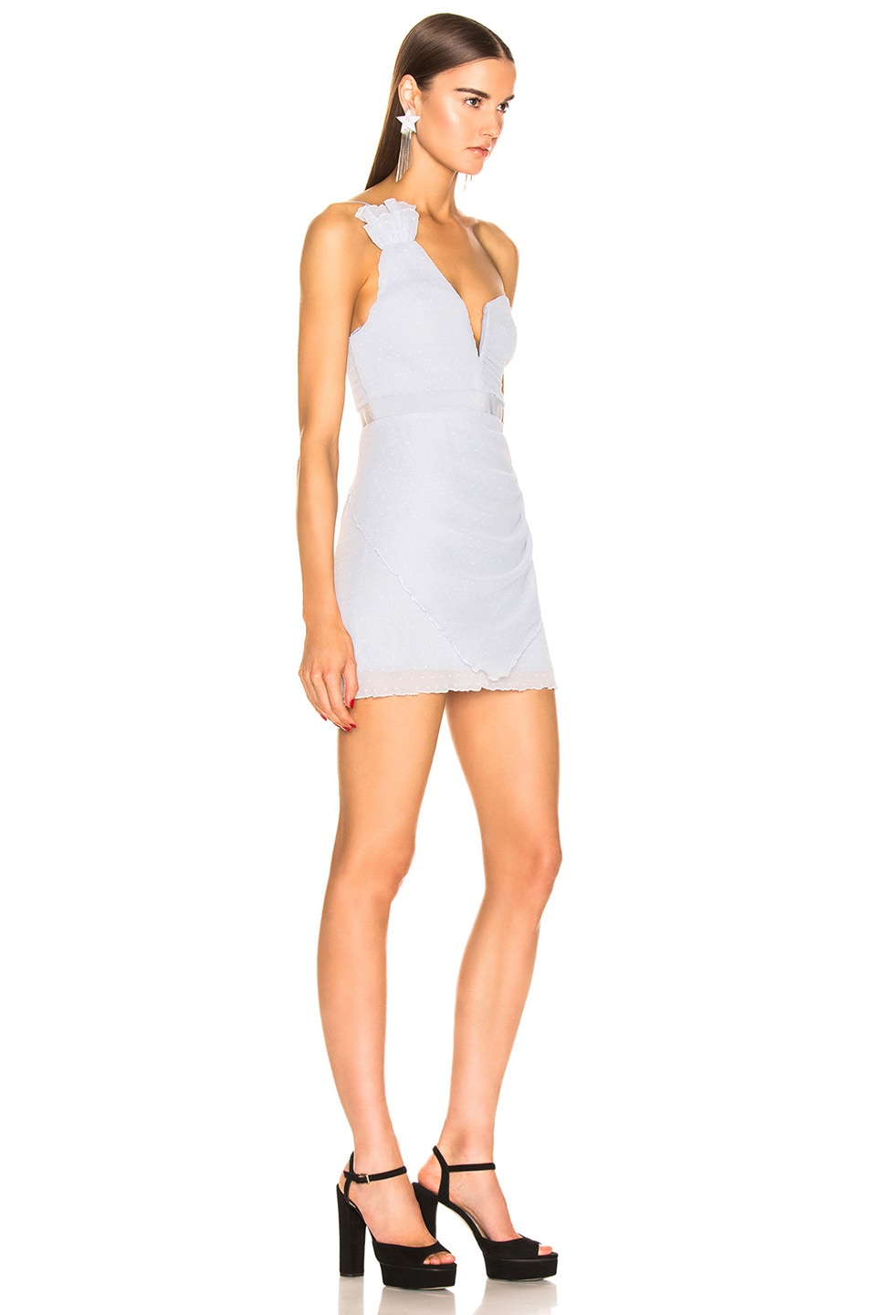 Image 2 of Alice McCall You're The One For Me Mini Dress in Crystal