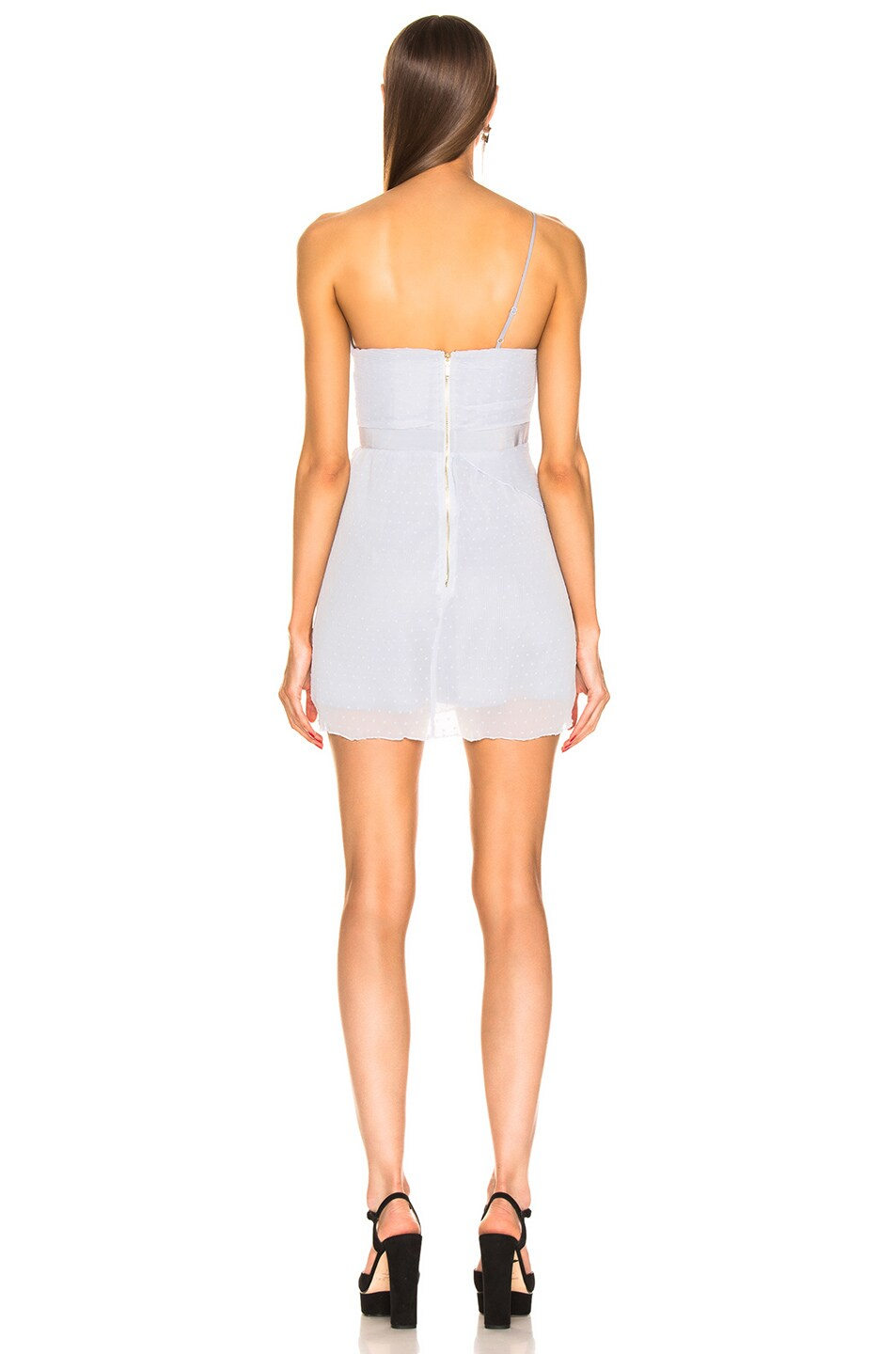 Image 4 of Alice McCall You're The One For Me Mini Dress in Crystal