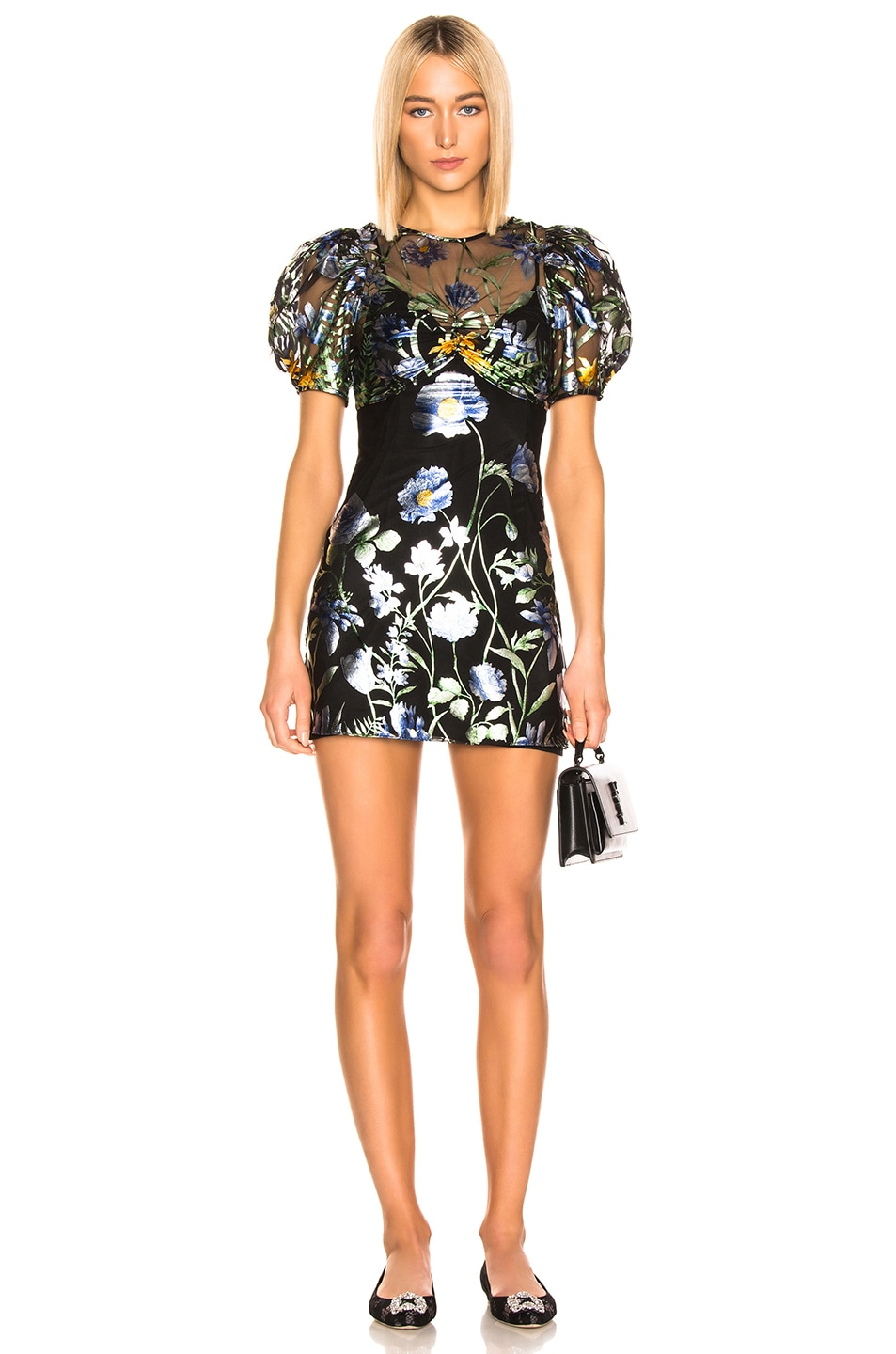 Image 1 of Alice McCall Some Kind Of Beautiful Mini Dress in Black