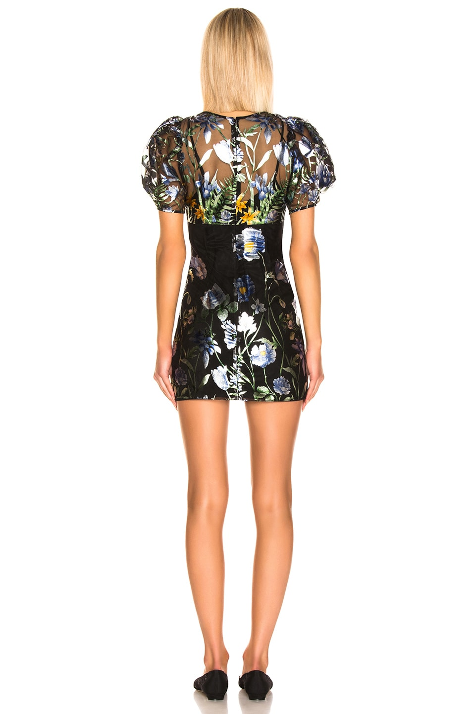 Image 3 of Alice McCall Some Kind Of Beautiful Mini Dress in Black